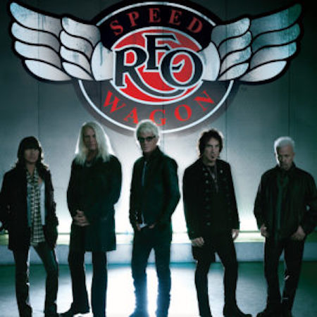 REO Speedwagon - April 8 - Kirschner Concerts
